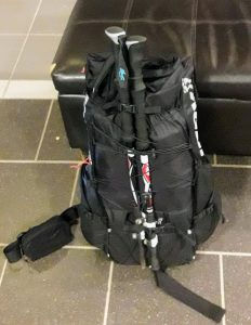 Inov-8 All terrain 35 backpack
