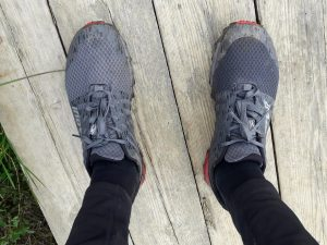 Trailrunner shoes hiking