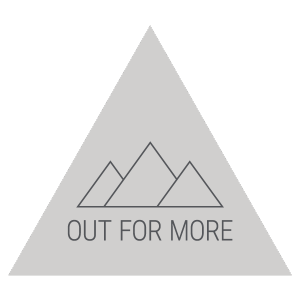 out for more triangle logo