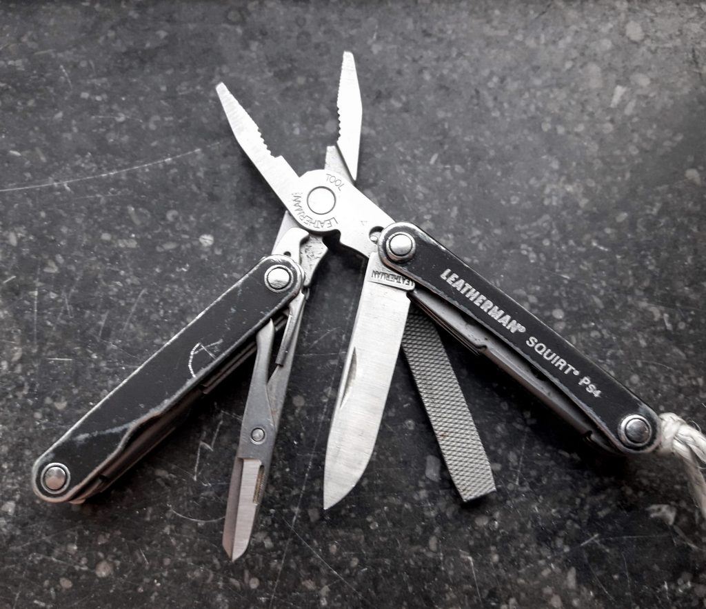Leatherman Squirt PS4 Review