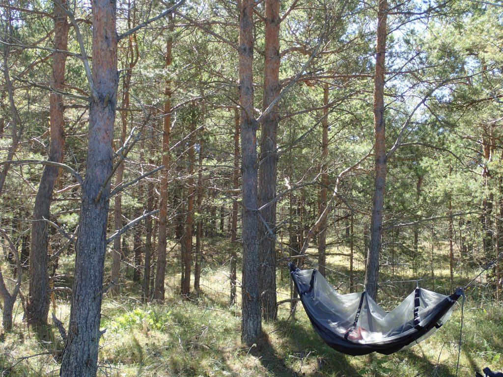 Exped Scout Hammock UL